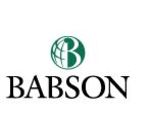 Babson College, Arthur M. Blank Center for Entrepreneurship's Logo