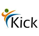 Kick Victoria's Logo