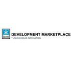 World Bank Development Marketplace's Logo