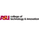 Arizona State University College of Technology and Innovation's Logo