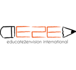 Educate2Envision International's Logo