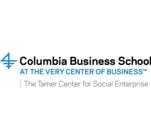 The Tamer Center for Social Enterprise at Columbia Business School 's Logo