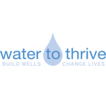 Building Wells, Changing Lives's Logo