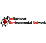 Indigenous Environmental Network's Logo