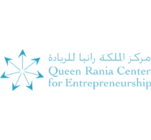 Queen Rania Center for Entrepreneurship (QRCE)'s Logo