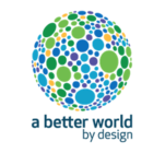 A Better World by Design's Logo