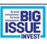 Big Issue Invest's Logo