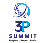 3P (Purpose, People, Profit) Summit Canada's Logo