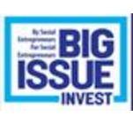 Big Issue Invest's Logo