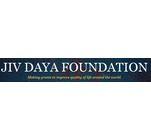 Jiv Daya Foundation's Logo