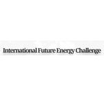 IEEE International Future Energy Challenge's Logo