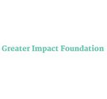 Greater Impact Foundation's Logo
