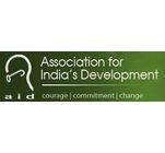 Association for India's Development, Inc.'s Logo