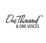 One Thousand & One Voices's Logo